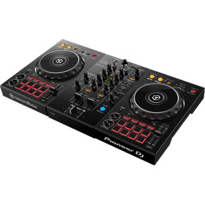 PIONEER DJ DDJ-400 DJ-Controller Schwarz