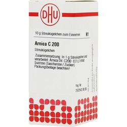 ARNICA C 200 Globuli 10 g