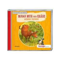 Oetinger Hörspiel Mama Muh und Krähe werden Freunde