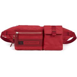 Piquadro PQ-Bios Gürteltasche 32 cm red