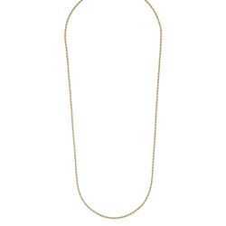 Snö Of Sweden Way Necklace, Plain (50 cm)