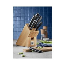WMF Messerblock 7-tlg. Bambus Messerblock-Set