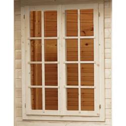 Wolff Finnhaus Doppelfenster für  Ibiza A