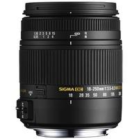 Sigma 18-250mm F3,5-6,3