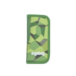 ergobag Federmäppchen ergobag, PET grün