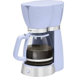 Clatronic KA 3689 Kaffeemaschine Blau Fassungsvermögen Tassen=15