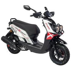 GT UNION Motorroller PX 55 Cross-Concept, 50 ccm, 45 km/h, Euro 5