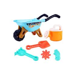 Gotui Outdoor-Spielzeug Strandspielzeug Set, Strandspielzeug blau