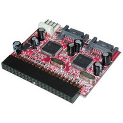 Lindy 51024 SATA Adapter für den IDE/ATA Anschluss auf Mainboards