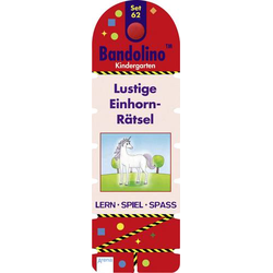 Arena Bandolino – Set 62: Lustige Einhorn-Rätsel