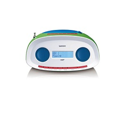 Lenco SCD-70 Tragbarer CD-Player