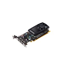 PNY NVIDIA Quadro P400 DVI Grafikkarte (2 GB)