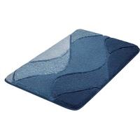 Kleine Wolke Badteppich Fiona Iceblue 55x 65 cm