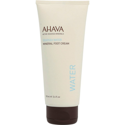 AHAVA Fußcreme Deadsea Water Mineral Foot Cream