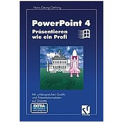 PowerPoint 4.0 - Buch
