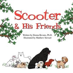 Scooter & His Friends als Taschenbuch von Donna Bevans Ph. D