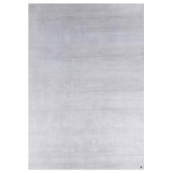 Kurzflor Teppich - Powder (Grau; 160 x 230 cm)