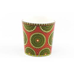 Dunoon Becher, Dunoon Becher Teetasse Kaffeetasse Lomond Masai grün