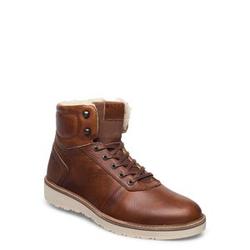 BJÖRN BORG Runo Hgh Fur M Shoes Boots Winter Boots Braun BJÖRN BORG Braun 45,41,43,44,40,42,46