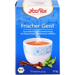 YOGI TEA Frischer Geist Bio 31 g