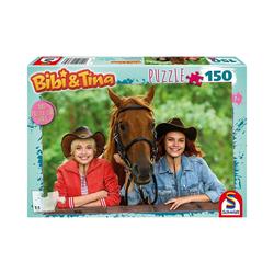 Schmidt Spiele Puzzle Puzzle Bibi und Tina Live Action Motiv 2, 150, Puzzleteile
