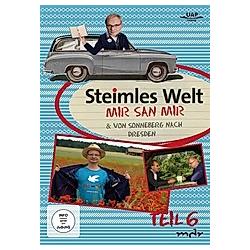 Steimles Welt - Mir san Mir & Von Sonneberg nach Dresden - DVD  Filme