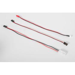 RC4WD Z-S0999 Wire Accessory Pack Für 1-10 Winde und Controllers (9)