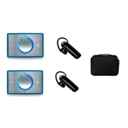 CEECOACH 2 Duo Set Türkis + Jabra Talk 25 Headset + Tasche