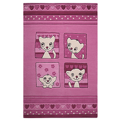 Kitty Kat pink Gr. 110 x 170