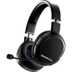 Steelseries Arctis 1 Wireless Gaming Headset 2.4GHz Funk schnurlos, Stereo Over Ear Schwarz