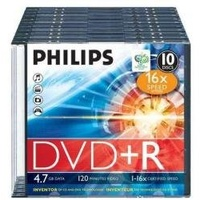 Philips DVD+R DR4S6S10F/00
