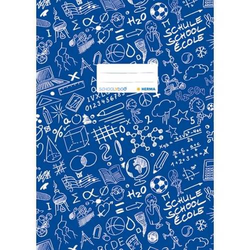 Heftschoner A4 Schoolydoo blau