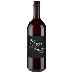 Roter Winzerglühwein Weinfreunde - Schlossgartenhof - Deutscher Rotwein