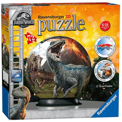 Ravensburger Jurassic World 2, 3D-Puzzle