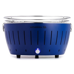 Lotus Holzkohlegrill Grill G 435 Modell 2019 - Holzkohlegrill - deep blue