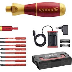 Wiha speedE electric Set 2 VDE E-Schraubendreher