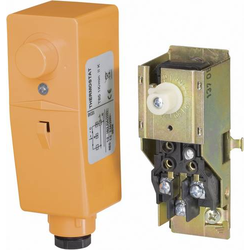 IMIT BRC Rohranlegethermostat Aufbau 20 bis 90°C