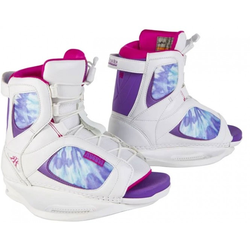 RONIX AUGUST GIRLS Boots white/tie dye - 33-38