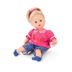 GÖTZ Babypuppe Babypuppe Muffin, cherry kiss, 33 cm