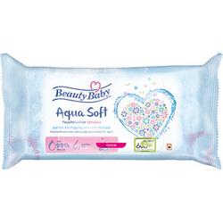 Beauty Baby Feuchttücher Aqua Soft 80 Tücher