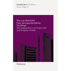Was war Bielefeld? als Buch von