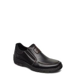 Rieker 19961-03 Loafers Flache Schuhe Schwarz RIEKER Schwarz 43,42,45,41,40,44