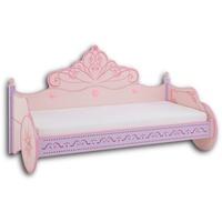 Begabino Kinderbett Prinzessin pink