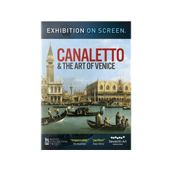CANALETTO AND THE ART OF VENICE DVD
