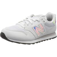 NEW BALANCE 500 white-silver/ white, 43