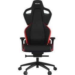 RECARO Gaming-Stuhl Exo Gaming Chair Lordosenstütze rot