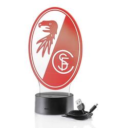 SC Freiburg Deko-Glas