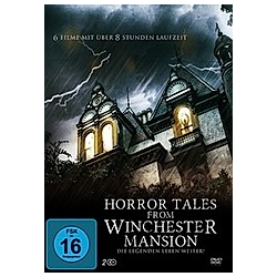 Horror Tales From Winchester Mansion (6 Filme)