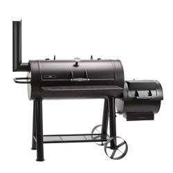 Smoker / Grillwagen SAN-ANTONIO-XXL 76 kg Gartengrill Barbecue
