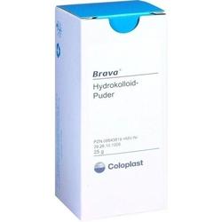 BRAVA Hydrokolloid Puder 25 g